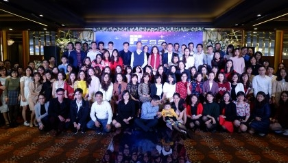 FSS TỔ CHỨC TIỆC YEAR-END PARTY 2018